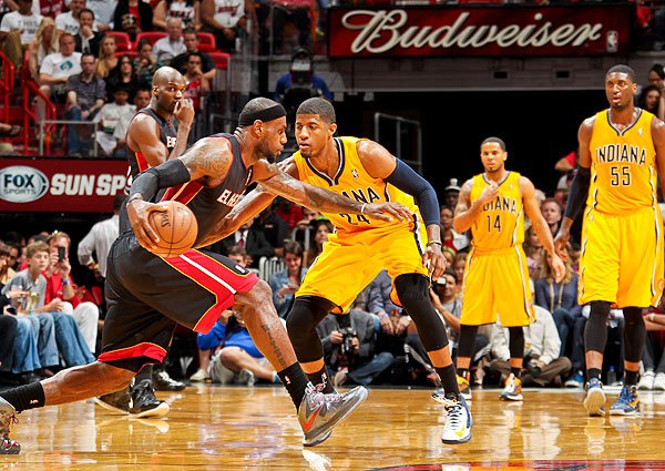 miami heat Indiana Pacers