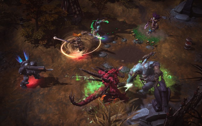 Heroes of the Storm a Blizzard Aimed at League of Legends