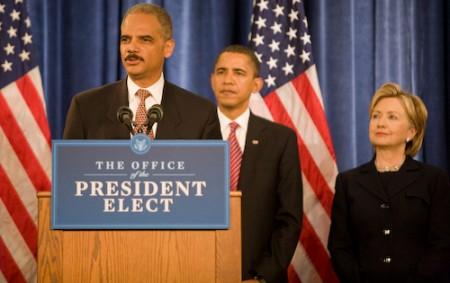Holder Announces Plan For Reducing Drug Trafficker Sentences