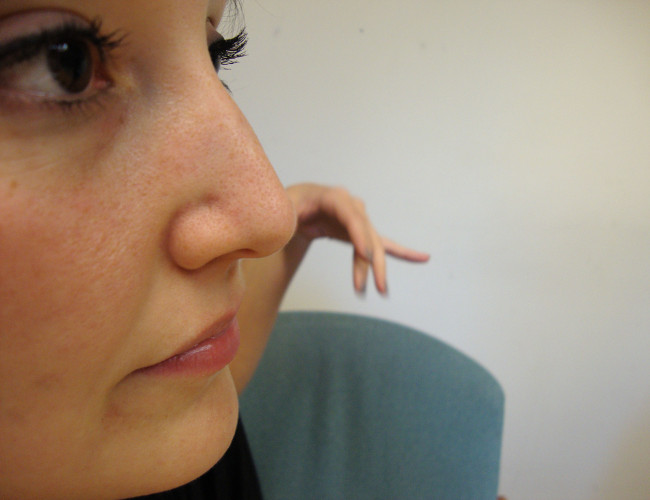 Human Nose Can Distinguish a Trillion Scents