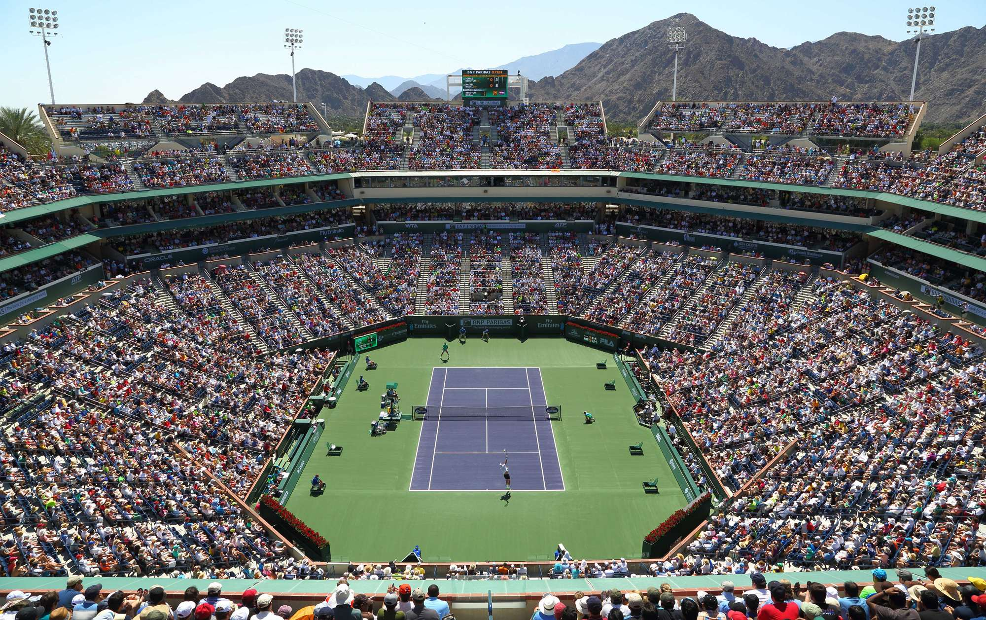 Indian Wells Tennis Tournament