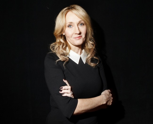 J.K. Rowling Surprises Fans With New Free Harry Potter Book