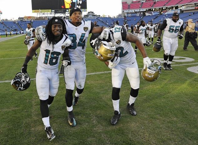 Jaguars NFL Draft Daily