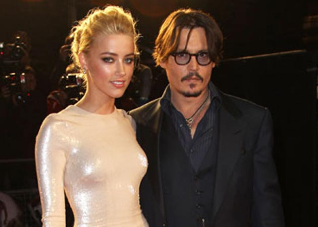 Johnny DeppJohnny Depp Amber Heard 2014