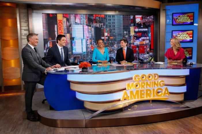 Josh Elliot Bids Farewell to 'Good Morning America'