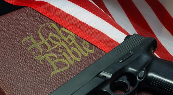 Kentucky church gun giveaway