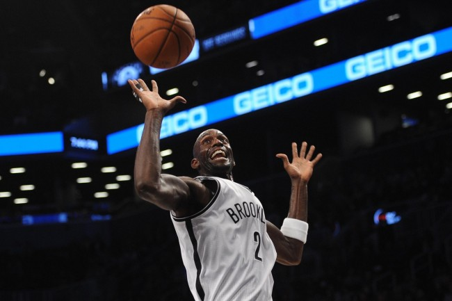 Brooklyn Nets Kevin Garnett