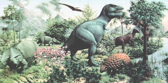 classic dinosaurs