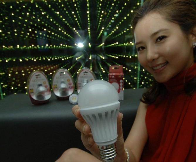 LG Smart Bulbs Are a Bright Idea