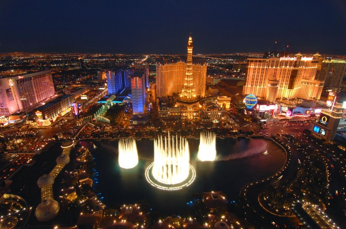 Las Vegas Casino Sued by Gambler