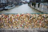Love Locks No More as American Expats Hail Them Paris Bridge Hazard