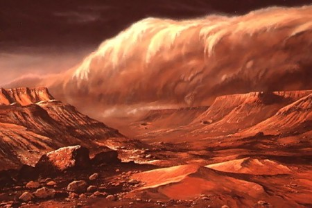 Mars Red Dust Could Be Most Deadly Thing Humans Will Face One Day