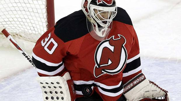 NHL Sports New Jersey Devils Vancouver Canucks Martin Brodeur