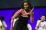 Michelle Obama Encourages Home Cooked Meals