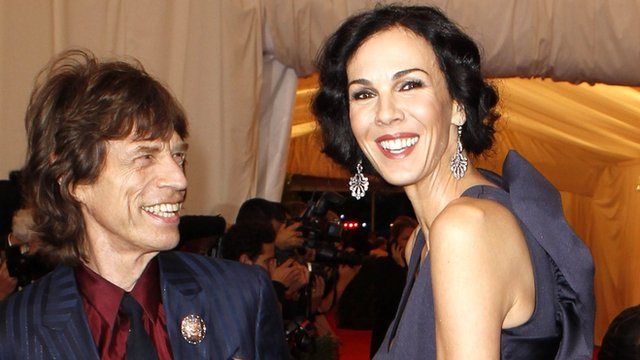 Mick Jagger Fights Family After Loss of L'Wren