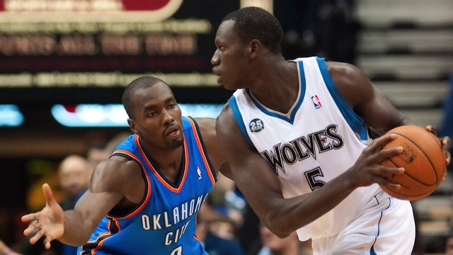 Minnesota Timberwolves Dieng Surprise Success