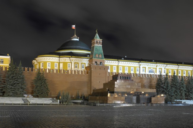 Moscow Corruption
