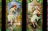 Museum in Chicago Exhibits Stained Glass Windows