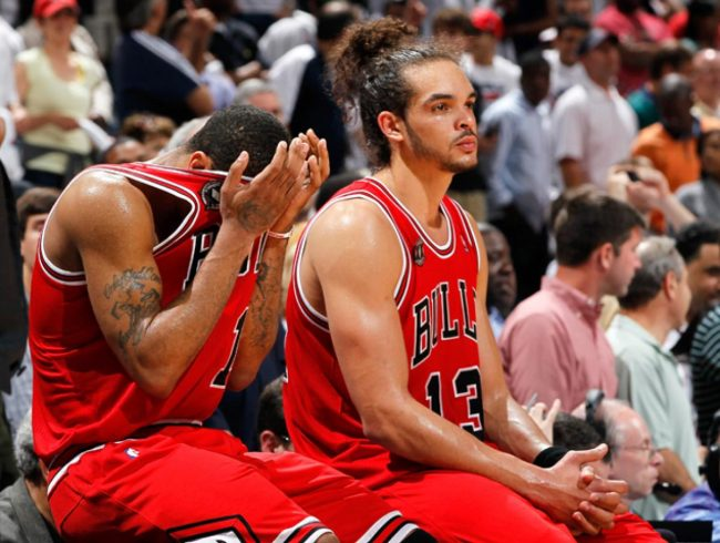 NBA Daily Chicago Bulls