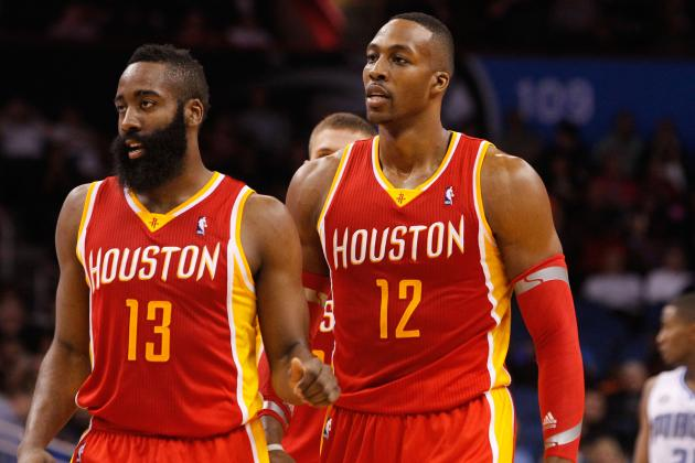 NBA Daily Houston Rockets