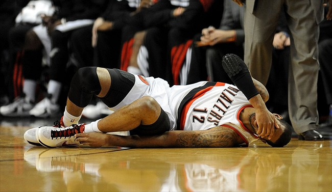 NBA Injuries Determining Factor for Playoff Hopes ...