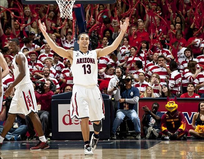 NCAA Wildcats Aztecs