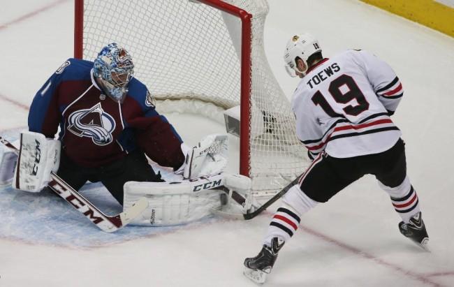 Colorado Avalanche Columbus Blue Jackets NHL Daily