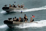 Navy SEALs Seize a North Korean Flagged Tanker