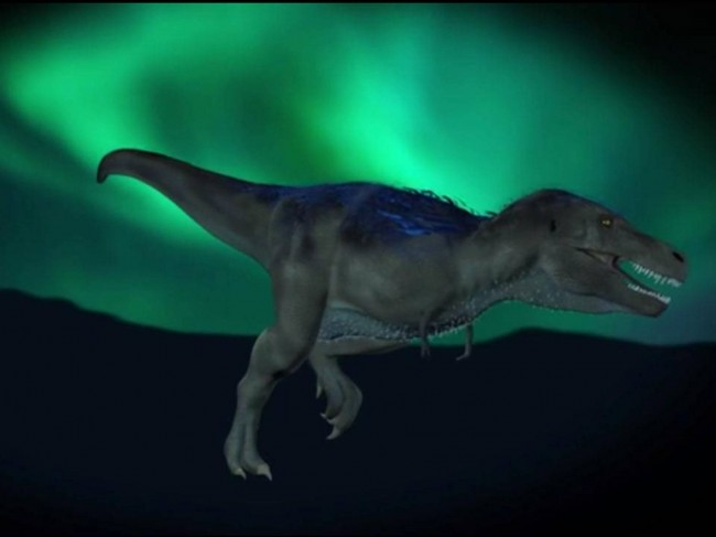 Newly Discovered Tiny Arctic Cousin of T. Rex Believed to Be 70 Million Years Old