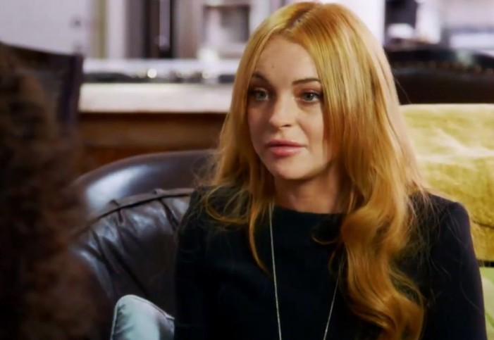 Oprah Winfrey Gives Lindsay Lohan the Kick She Needs