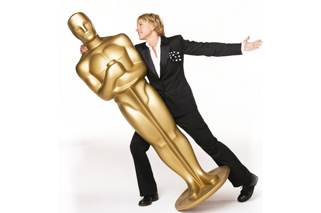 Oscars 2014:  A Silly Affair With Serious Ratings, Thanks to Ellen of Course
