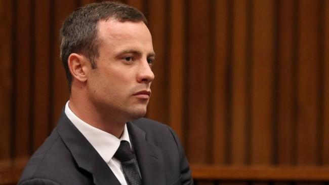Oscar Pistorius bloody feet