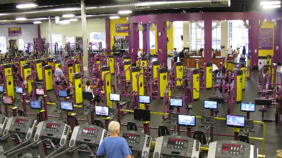 Planet Fitness To Gym Member You Are Too Fit Guardian Liberty Voice