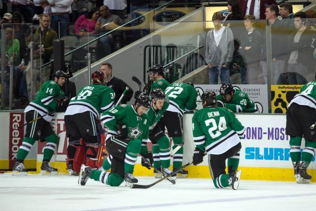 Rich Peverley Dallas Stars NHL Daily