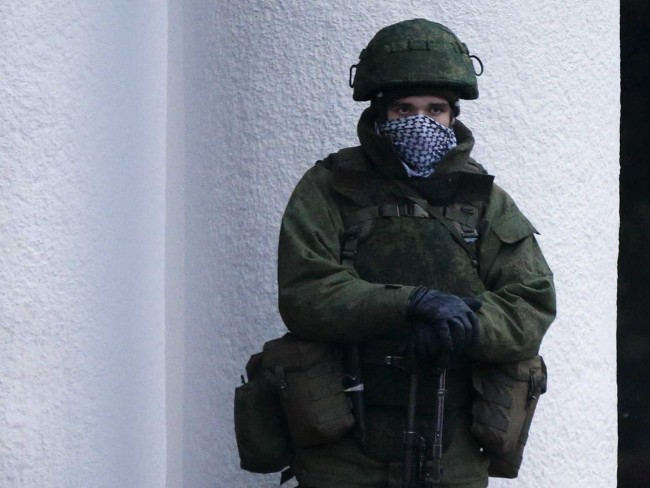 Russian Military Allowed Into Crimea