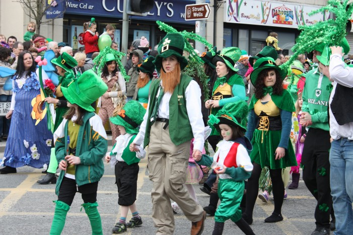 Saint Patrick's Day Myths and Traditions