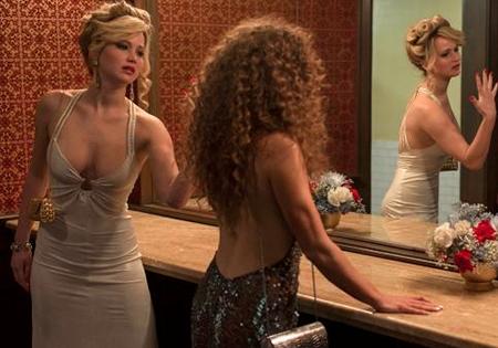 Jennifer Lawrence Oscars Fall Take Two