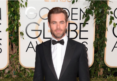 Chris Pine Beam Me Up Scotty I Lost My License