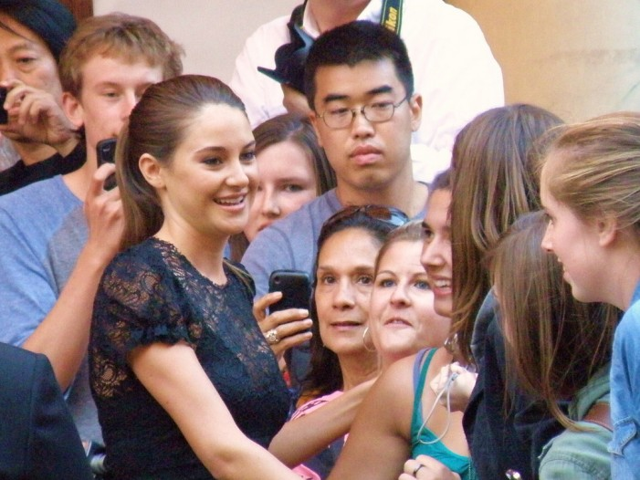 Shailene Woodley May Be the Next Jennifer Lawrence