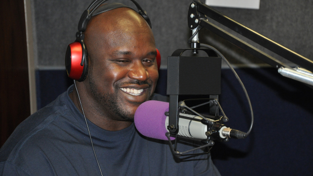 Shaq voice acting for his new Shaq Fu game