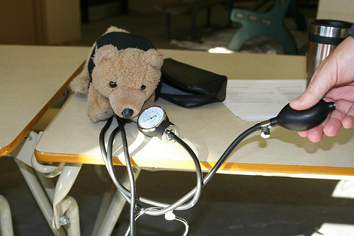 Slightly Elevated Blood Pressure Cause People to Be at Greater Stroke Risk