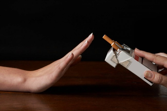 Smoking cessation divide between rich and poor