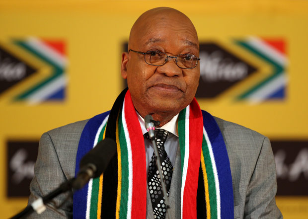 South Africa Jacob Zuma