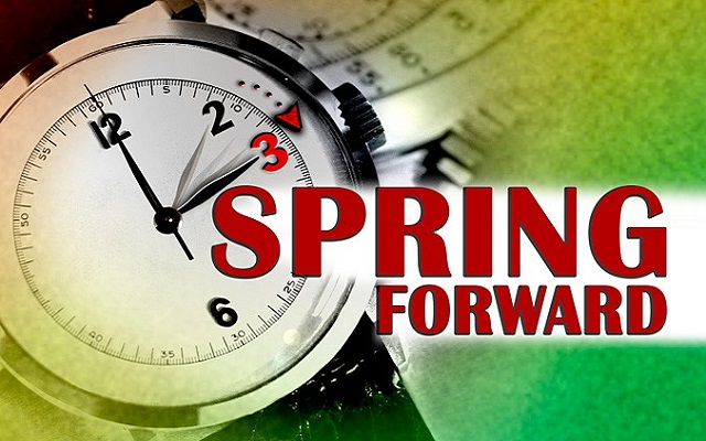 Daylight Saving Time means longer days