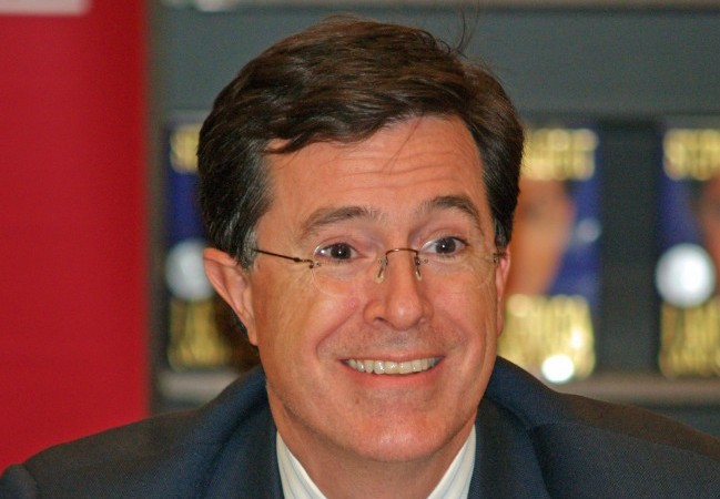 Stephen Colbert Cancels Himself (Satire)