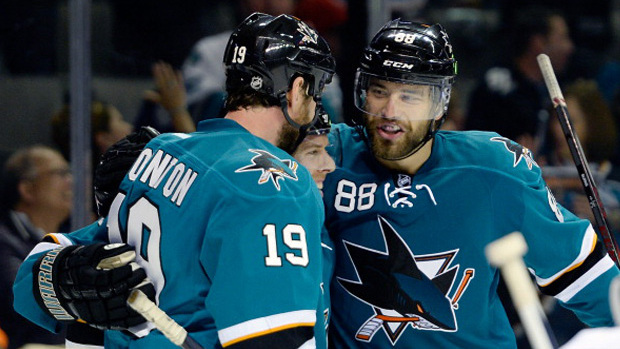 San Jose Sharks Pittsburgh Penguins Washington Capitals NHL Daily