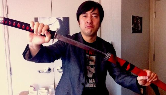 Killer is Dead Koichi Suda 51