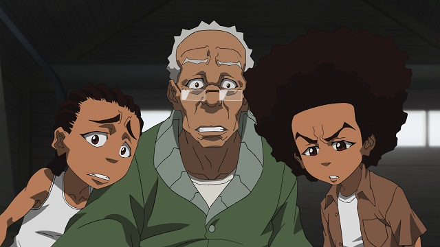The Boondocks returns April 21, 2014