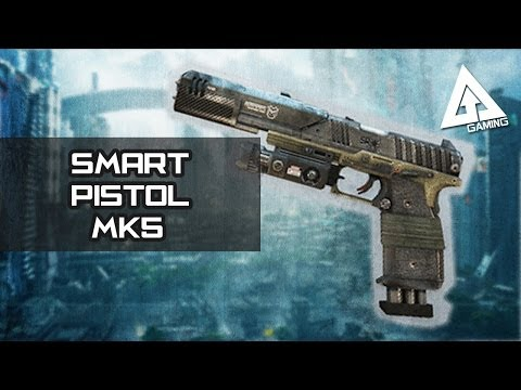 Xbox One Titanfall Patches changes the Smart Pistol