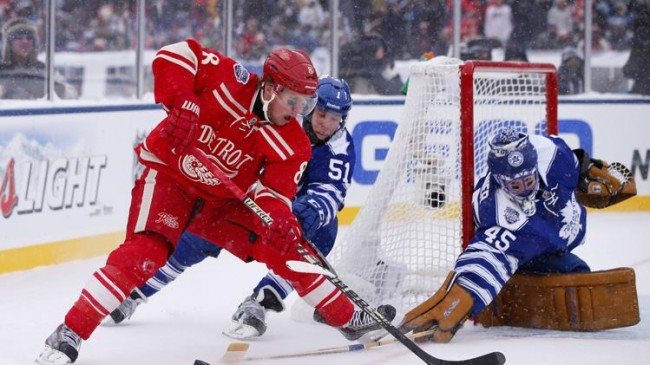 Toronto Maple Leafs Detroit Red Wings